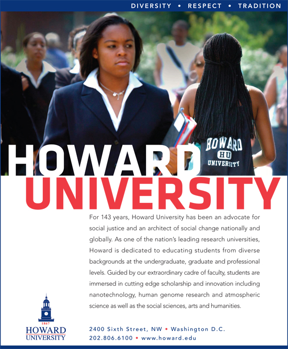 Lovick Diversity Career - Howard University